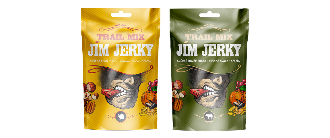 Jim Jerky - trailmix