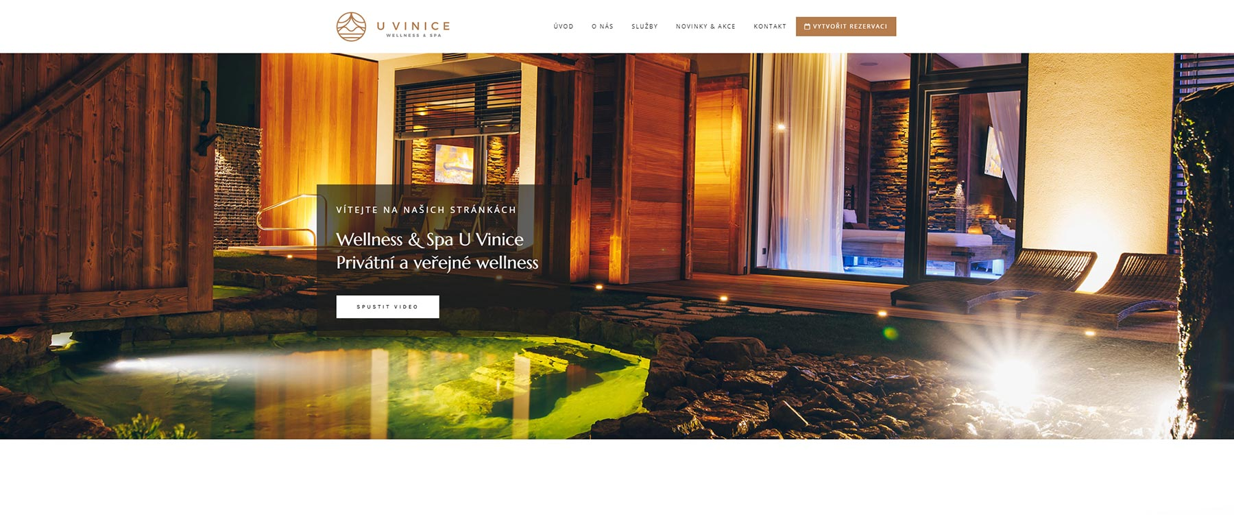 U Vinice Wellness & Spa