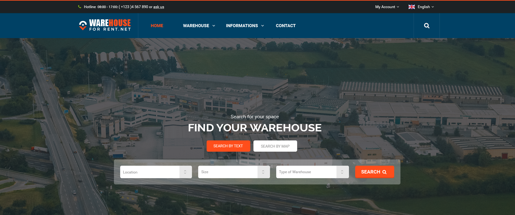 Warehouseforrent
